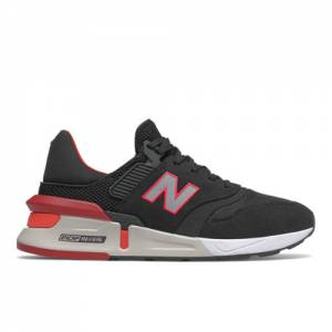 New Balance 997 Sport Men's Sport Style Shoes - Black / Red (MS997RD)