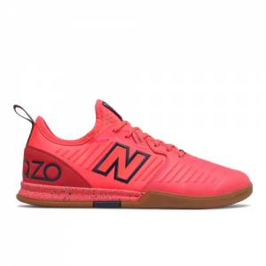 New Balance Audazo V5 Pro IN Unisex Soccer Shoes - Pink (MSA1IVC5)