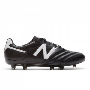 New Balance 442 Team FG Unisex Soccer Shoes - Black (MSCFFBW1)