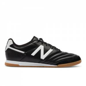 New Balance 442 Team IN Men's Soccer Shoes - Black (MSCFIBW1)