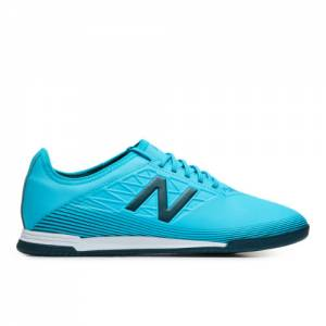 New Balance Furon v5 Dispatch IN Unisex Soccer Shoes - Blue (MSFDIBS5)