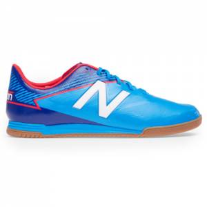 New Balance Furon 3.0 Dispatch IN Men's Soccer Shoes - Blue (MSFDILT3)