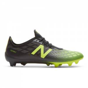 New Balance Furon v4 Limited Edition FG Men's Soccer Shoes - Black (MSFLFLB4)
