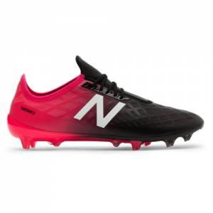 New Balance Furon 4.0 Pro FG Men's Soccer Shoes - Red / Black (MSFPFBC4)
