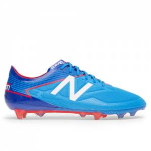 New Balance Furon 3.0 Pro FG Men's Soccer Shoes - Blue (MSFPFLT3)