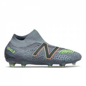 New Balance Tekela V3 Pro FG Soccer Shoes - Grey (MST1FSG3)