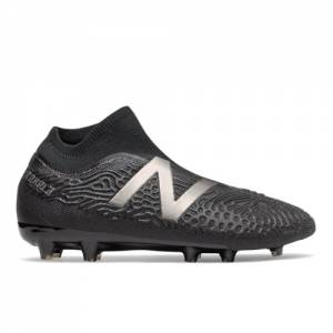 New Balance Tekela v3 Magia FG Men's Soccer Shoes - Black / Grey (MST2FBS3)