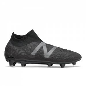 New Balance Tekela V3 Pro Night Heat FG Men's Soccer Shoes - Black / Grey (MSTBFTB3)