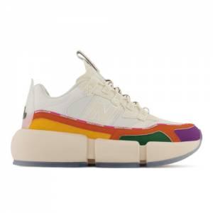 New Balance Unisex Vision Racer Lifestyle Shoes - Off White (MSVRCJWA)