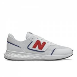 New Balance X70 Men's Sport Style Shoes - White (MSX70SEB)