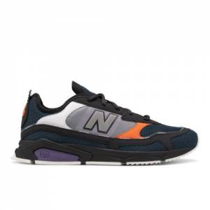 New Balance X-Racer Men's Sport Style Shoes - Black (MSXRCHLA)