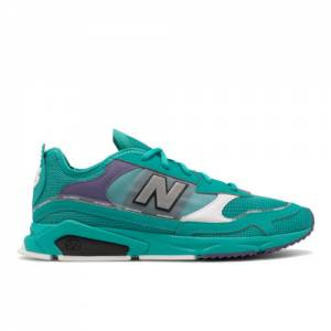 New Balance X-Racer Men's Sport Style Shoes - Green (MSXRCHLD)