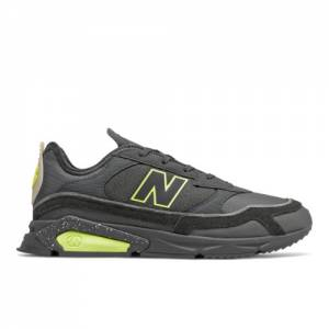 New Balance X-Racer Men's Sport Style Shoes - Grey (MSXRCHSA)