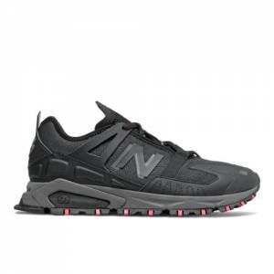 New Balance XRCT Men's Sport Style Shoes - Black (MSXRCTWB)