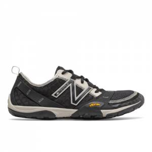 New Balance Minimus Trail 10v1 Men's Trail Running Shoes - Black (MT10BM)