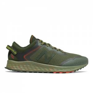 New Balance Fresh Foam Arishi Trail Men's Trail Running Shoes - Green (MTARISR1)