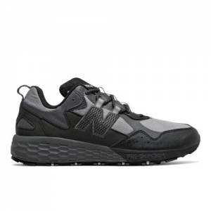 New Balance Fresh Foam Crag v2 Men's Trail Running Shoes - Black (MTCRGLK2)