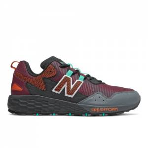 New Balance Fresh Foam Crag v2 Men's Trail Running Shoes - Red (MTCRGRB2)