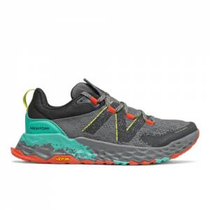 New Balance Fresh Foam Hierro v5 Men's Trail Running Shoes - Grey (MTHIERC5)