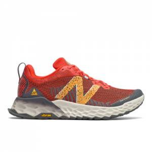 New Balance Fresh Foam Hierro v6 Men's Trail Running - Orange (MTHIERO6)