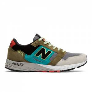 New Balance MTL575 Made in UK Men's Lifestyle Shoes - Grey (MTL575ST)