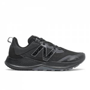 New Balance NITREL v4 Men's Trail Running Shoes - Black (MTNTRLB4)