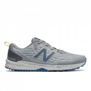 New Balance Nitrel v3 Men's Trail Running Shoes - Grey (MTNTRLN3)