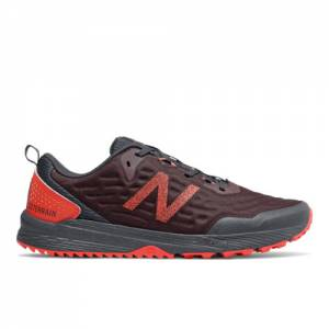 New Balance Nitrel v3 Men's Trail Running Shoes - Dark Red (MTNTRLP3)