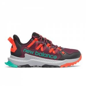 New Balance Shando Men's Trail Running Shoes - Red (MTSHALR)