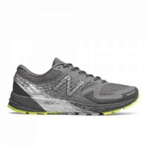 New Balance Summit GTX Men's Trail Running Shoes - Grey (MTSKOMGO)