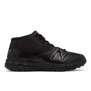 New Balance Fresh Foam 950v3 Mid-Cut Field Men's Umpire Shoes - Black (MUM950K3)