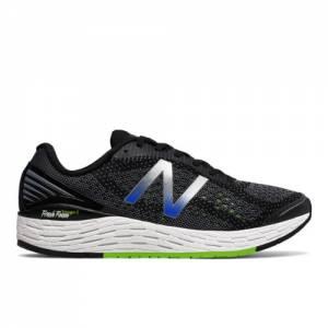 New Balance Fresh Foam Vongo v2 Men's Soft and Cushioned Shoes - Black / Green / Blue (MVNGOBB2)