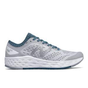 New Balance Fresh Foam Vongo v4 Men's Stability Running Shoes - White (MVNGOCB4)