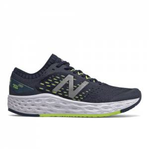 New Balance Fresh Foam Vongo v4 Men's Stability Running Shoes - Navy (MVNGONV4)