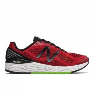 New Balance Fresh Foam Vongo v2 Men's Soft and Cushioned Shoes - Red / Green (MVNGORB2)