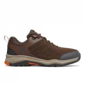 New Balance 1201 Men's Trail Walking Shoes - Brown (MW1201AD)