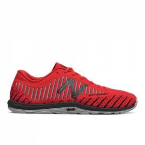 New Balance Minimus 20v7 Trainer Men's Cross-Training Shoes - Red / Grey (MX20CT7)
