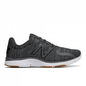 New Balance 818v2 Trainer Men's Cross-Training Shoes - Black / Silver / White (MX818RB2)