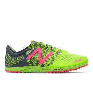 New Balance XC5000v3 Spike Men's Cross Country Shoes - Green / Grey (MXC5000L)