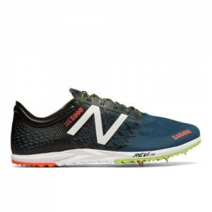 New Balance XC5000v3 Spike Men's Cross Country Shoes - Blue / Black (MXC5000N)