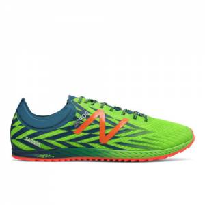 New Balance XC900v4 Spikeless Men's Cross Country Shoes - Green / Blue (MXCR900L)