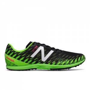 New Balance XC700v5 Spike Men's Cross Country Running Shoes - Grey / Green (MXCS700F)