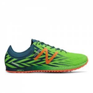 New Balance XC900v4 Spike Men's Cross Country Shoes - Green / Blue (MXCS900L)