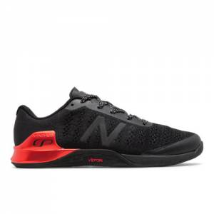 New Balance Minimus Prevail CSP Men's Cross-Training Shoes - Black / Red (MXMPCSP)