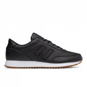 New Balance 501 Ripple Sole Men's Running Classics Shoes - Black (MZ501IOE)