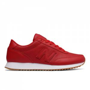 New Balance 501 Ripple Sole Men's Running Classics Shoes - Red (MZ501IOG)