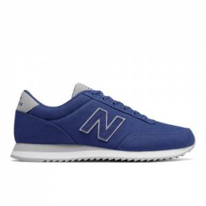 New Balance 501 Ripple Sole Men's Running Classics Shoes - Blue (MZ501KPC)