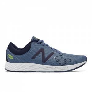 New Balance Fresh Foam Zante v4 Men's Soft and Cushioned Shoes - Dark Blue / Black (MZANTBN4)