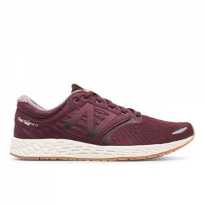 New Balance Fresh Foam Zante v3 Men's Soft and Cushioned Shoes - Light Red / Off White / Tan (MZANTOO3)