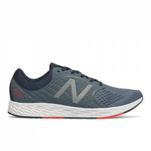 New Balance Fresh Foam Zante v4 Men's Neutral Cushioned Shoes - Dark Blue (MZANTPC4)